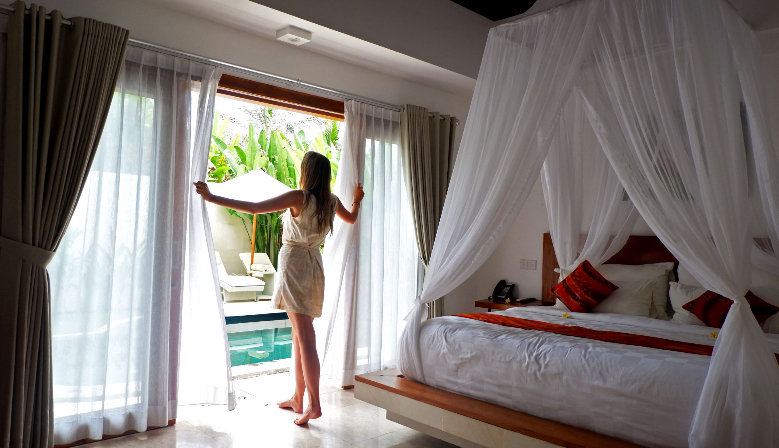Luxury resort Kuta Lombok