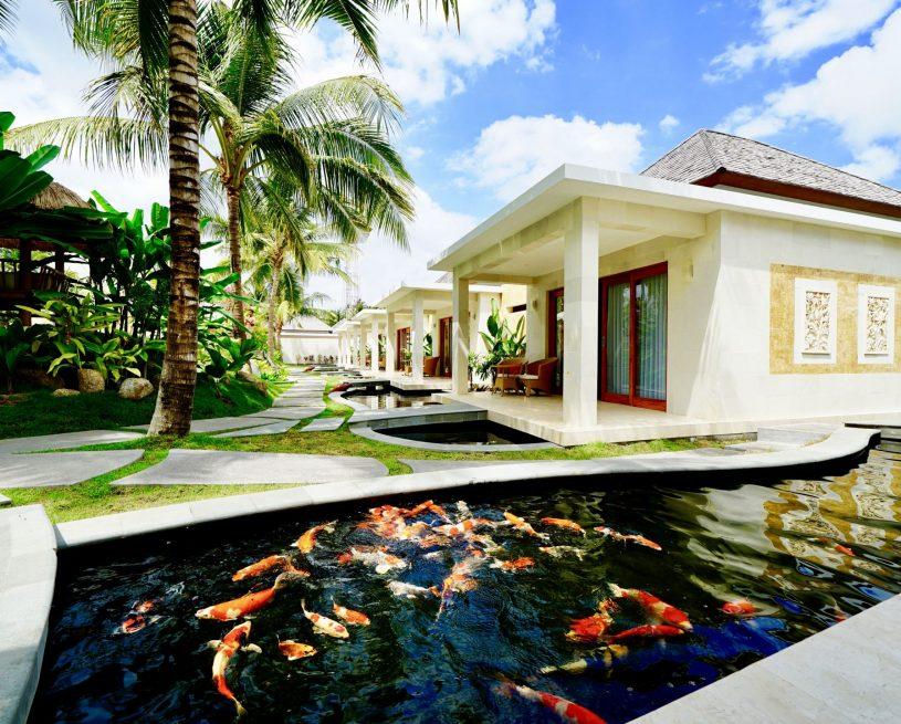 Poolside Suite at Jivana Resort